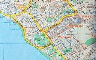 Mediclinc Strand map