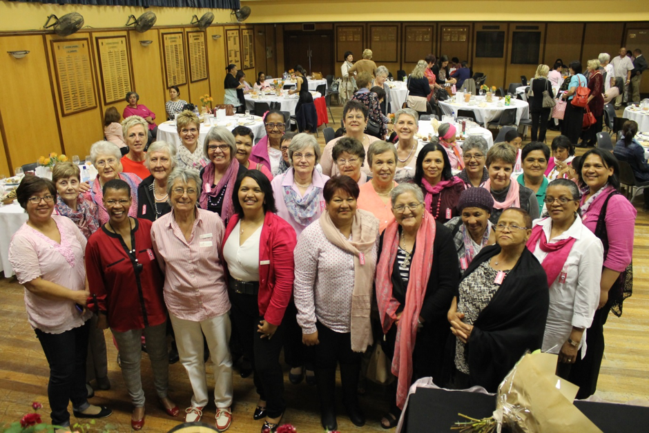 These women are all breast cancer survivors!