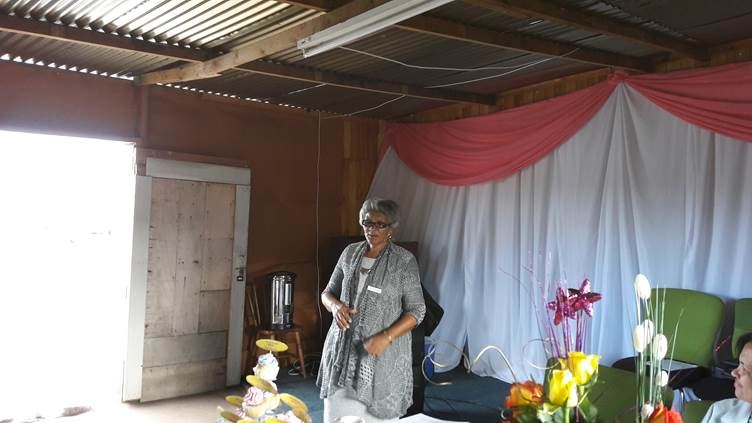 Women's League afternoon tea, Uitenhage