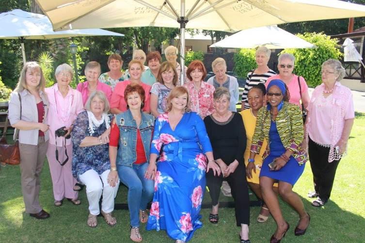The RFR Pretoria Girls!