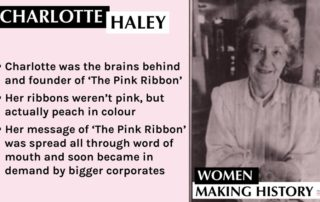 Charlotte Haley